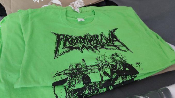 Průmyslová smrt trička merchandise
